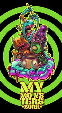 my monsters by Nestor marinero
