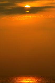 Sunrise in the Mediterranean