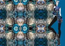 psychedelic water von Cristina Florea