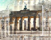 Schaltstelle Brandenburger Tor von Eckhard Röder