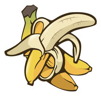 Bananas von William Rossin