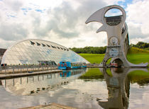 The Falkirk Wheel 4 von Buster Brown Photography