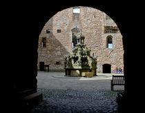Linlithgow Palace, Main Entrance by Buster Brown Photography