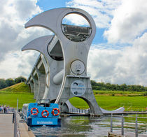 The Falkirk Wheel von Buster Brown Photography