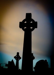 Celtic Cross by Buster Brown Photography