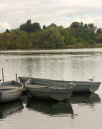 Boats on the Peel by Buster Brown Photography