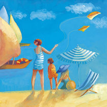 Holiday at the seaside by Katia Levkova
