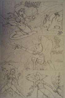 Kaylee Comic Sample 2 by Patrick  Olsen