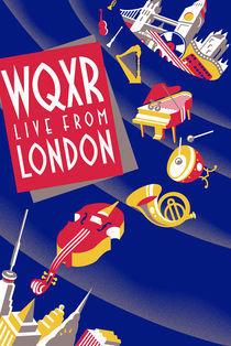 WQXR by Daniel Pelavin