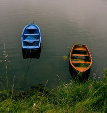 Old boats by Fernando Cesar