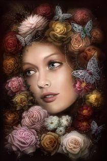 'Duchessa de la Rosa' von jennyeight