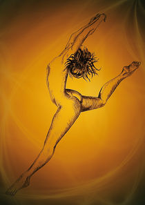 Art-Dance von Gérard Awomo
