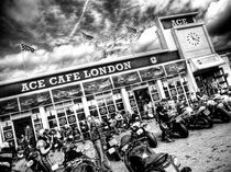 Ace Cafe by Chris Harvey