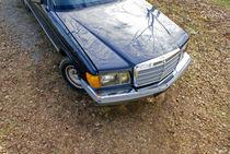 Mercedes 300D von Jacob Thomas