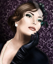 welcome to the elegance by Gabriela Wendt