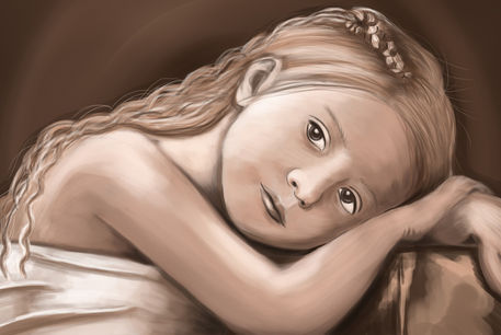 Sepia-child-fotolia
