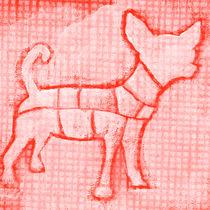 Cutout Chihuahua by Kuizin studio