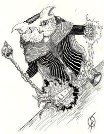 The Feline Magician by Stephen Reynolds