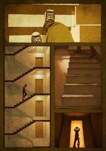 Stairway von Dženis Avdi?