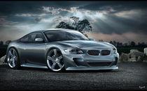 BMW Coupe 3 von Przemek Smyrdek