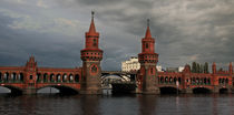Berlin Oberbaumbrücke von Peggy Graßler