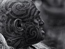 P?whiri [maori welcome] - series N.1 by dennis william gaylor