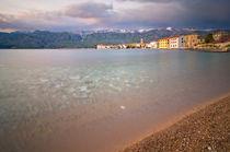 Beach in Vinjerac von Ivan Coric