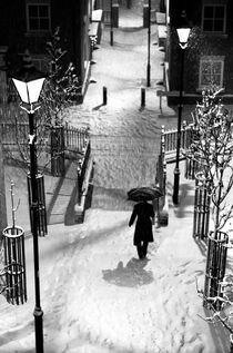 England Snow von Philip Cozzolino
