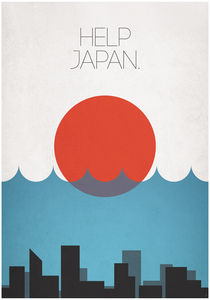 Help Japan - 1 by Gabriele Ciufo