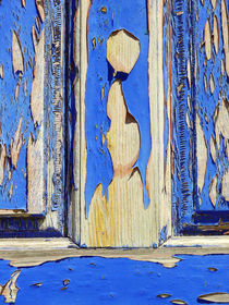 Old Santorini Door 2 von Almut Rother