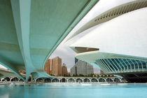 Valencia, Palau de les Arts 2 von Frank Rother