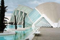 Valencia, Ciudad de las Artes y las Ciencias von Frank Rother