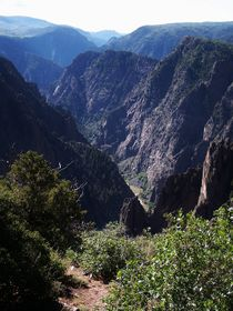 Black-canyon-of-the-gunnison-by-drearywishes-d3jlan2
