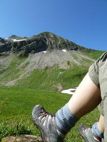 Berg-Rast von Kathrin Löbl
