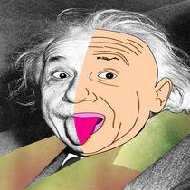 Einstein Half N' Half von Anthony Zabala
