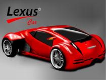 lexus car von cristopher cristhian