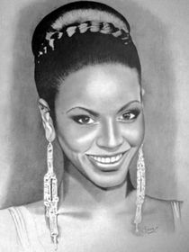 Beyonce von Lorraine Brand