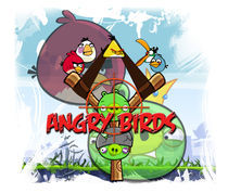 Angry Birds by mjnaval