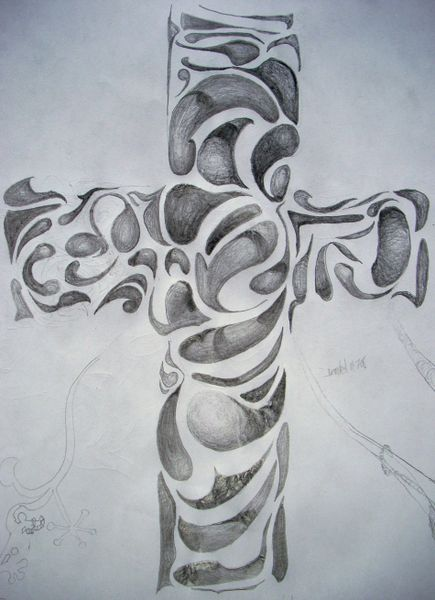 Surrealist-cross