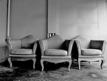 Three Chairs by Tim Leavy