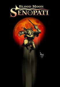 Senopati, Blood Moon. von widaypanca