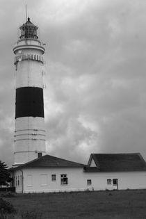 Leuchtturm Kampen auf Sylt von Christine Bässler