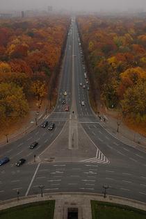 Autumn in Berlin von Thomas Klomp