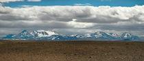 Panorama Kerlingarfjöll von Thomas Klomp