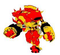 Battlebot concept by David  Fernandes