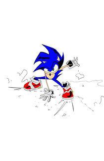 Sonic von David  Fernandes