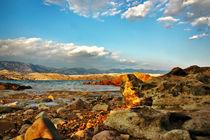 Steinlandschaft - Insel Pag von captainsilva