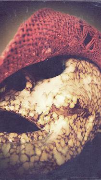 Rockabilly Skull von Em Davidson