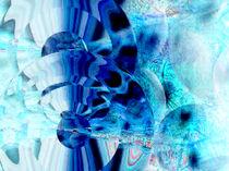 Liquidity in blue I von kalliaxa