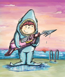 Shark Boy by Erick Sulaiman